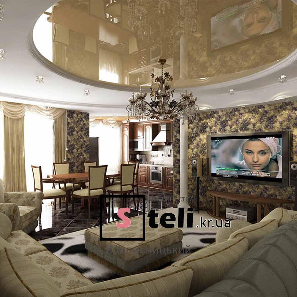 Натяжные потолки фото галерея кропивницкий круг